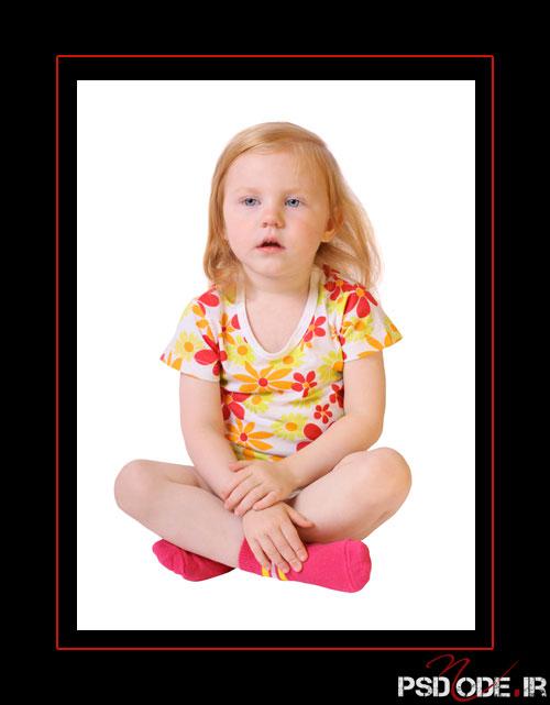 www.psdmode.ir .23 فیگور کودک