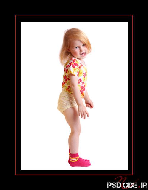 www.psdmode.ir .32 فیگور کودک
