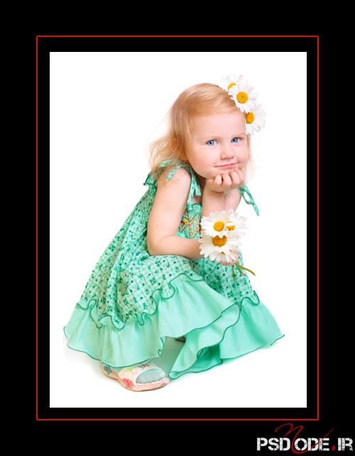 www.psdmode.ir .7 فیگور کودک