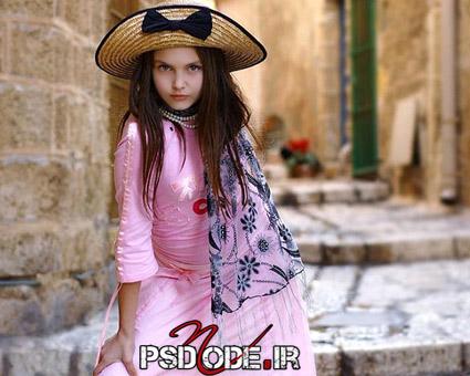 عکس اسپرت وفشن1 ژست دخترانه