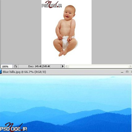 آموزش تصویری فتوشاپ CS4