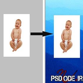 آموزش تصویری فتوشاپpsdmode.ir