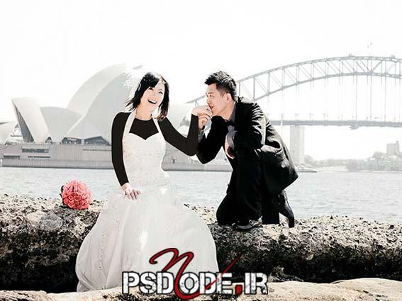 عروس و داماد www.psdmode.ir