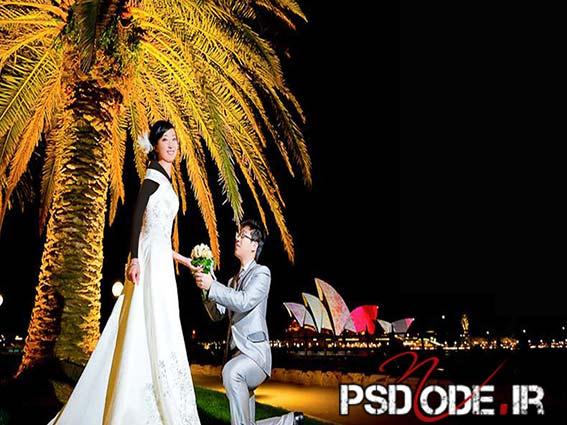 گالری عکس عروس داماد