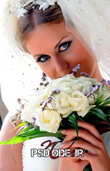عکس عروسی1 فیگور عروس