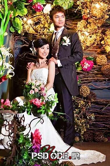 فیگور-عروس-ودامادwww.psdmode.ir