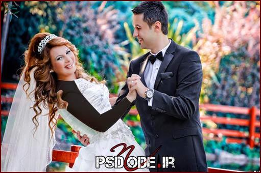 فیگور عروس و داماد1 ژست عروس و داماد