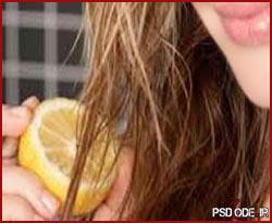 مو وآبلیمو روش طبیعی برای رنگ مو