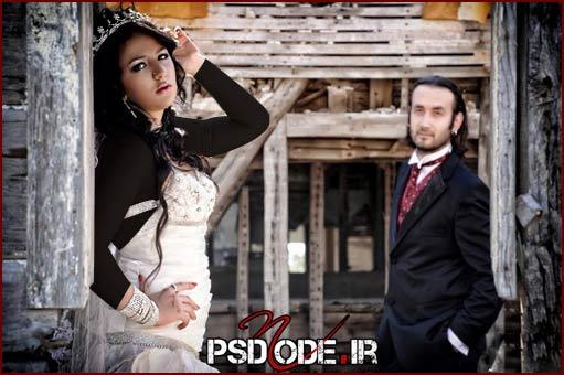 ژست عکاسی2 ژست عروس و داماد