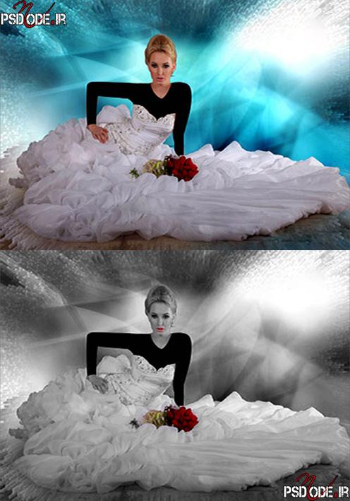 ترفند موردنیاز عکاسان رنگ ها در فتوشاپ