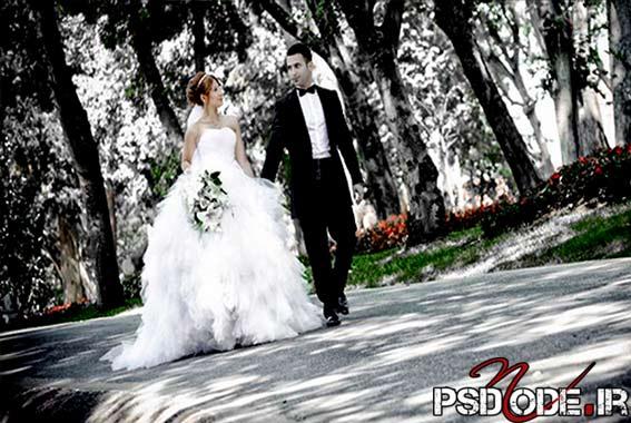 عکس-عروس-ودامادwww.psdmode.ir