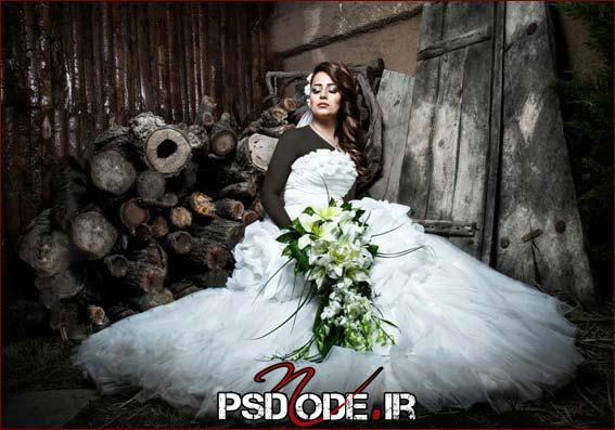 عکس ژست عروس و داماد جدید