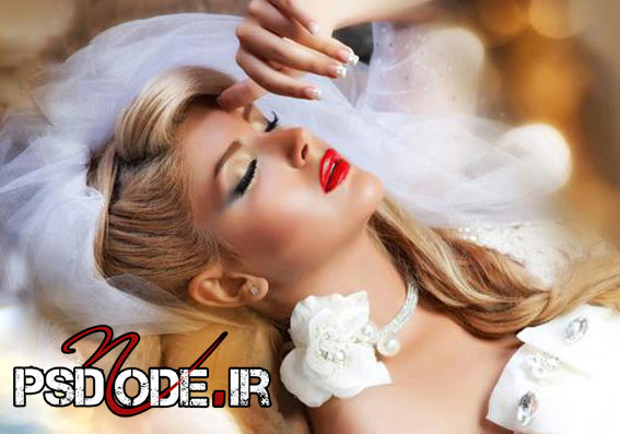 ژست عروس2 میکاپ