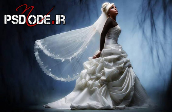 عکس آتلیه فیگور عروس
