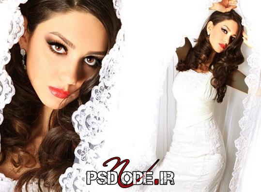 عکس عروس1 فیگور عروس