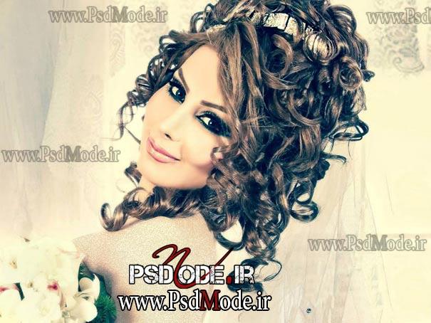 عروس ایرانی موی عروس