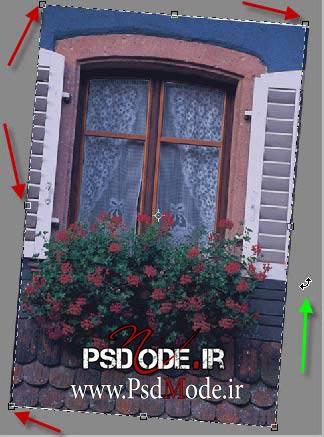 چرخاندن-در-فتوشاپpsdmode.ir