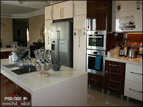 طراحی-آشپزخانهwww.psdmode.ir