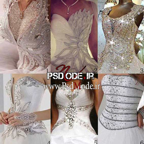 لباس-عروسwww.psdmode.ir