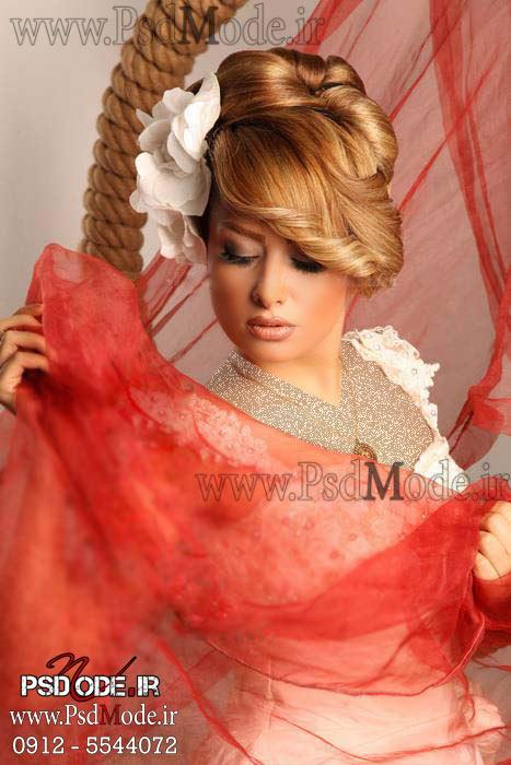 مدل مو|پی اس دی مد بک گراند آتلیه