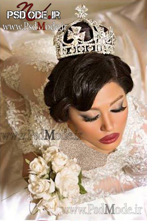 عکس-عروس-در-سایت-پی-اس-دی-مد