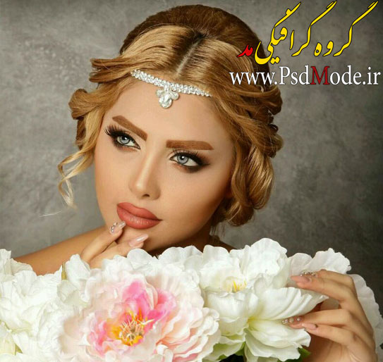 عکس مدل ابروی عروس