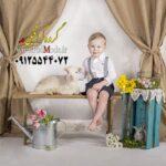 طرح-پس-زمینه-عکس-کودک