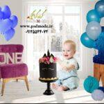 تم لایه باز جشن تولد کودک