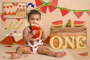بک گراند کودک 1008 با موضوع یلدا و تولد