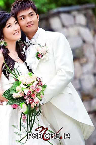 فیگور عروس و داماد