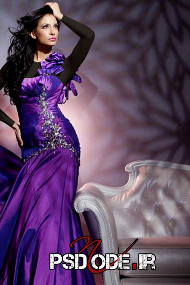 لباس مجلسی www.psdmode.ir