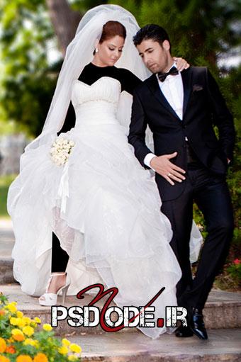 فیگور عروس داماد