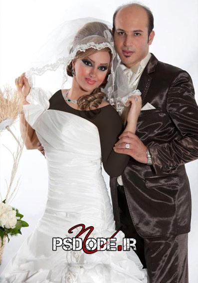 ژست-عروس-و-داماد www.psdmode.ir