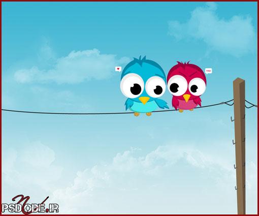 www.psdmode.ir عکس کارتونی)