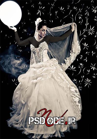 عکس-عروس-درآتلیه www.psd mode.ir