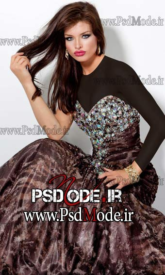 لباس-شیک-مجلسی www.psdmode.ir