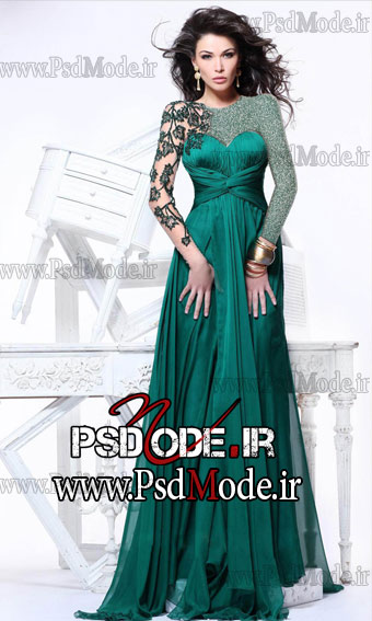 لباس-کارشده-مجلسی www.psdmode.ir