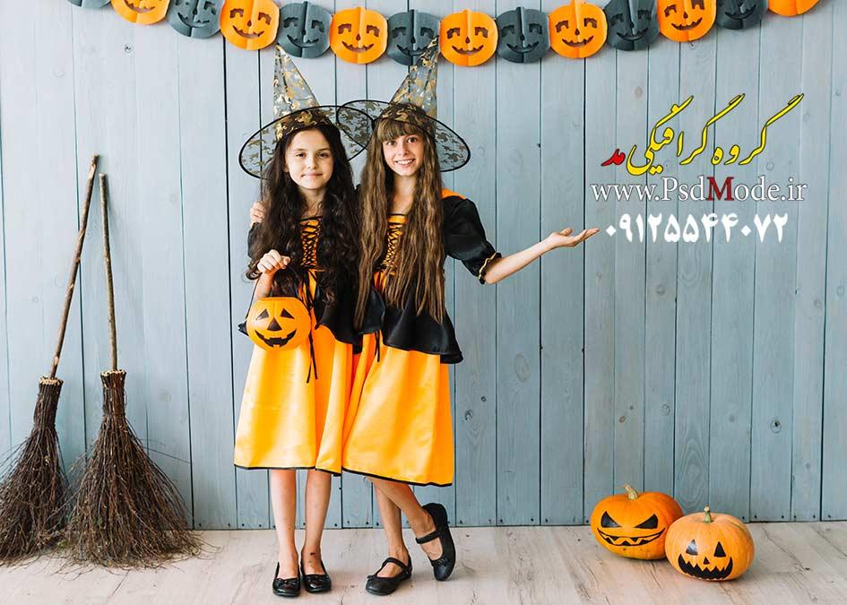 دانلود بک گراند هالووین